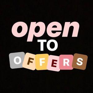 Handbags - Make me an offer!!